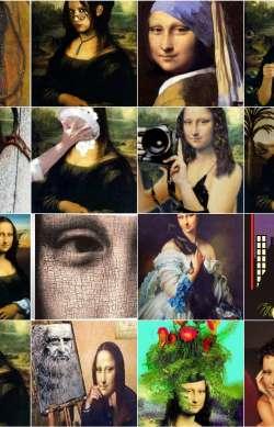 Mona mozaíc