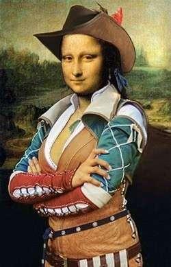 Mona Musketeer