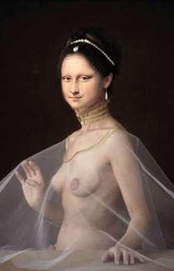 Mona Nude
