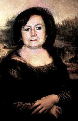 Mona old bitch