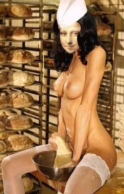 Mona pâtissière