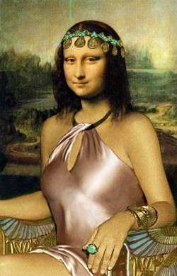 Mona Queen of Sheba