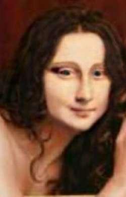 Mona's Closeup
