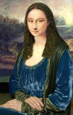 Mona's yourger sister