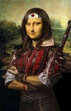 Mona Samouraï