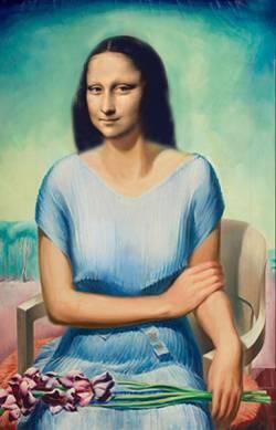 Mona Sentada