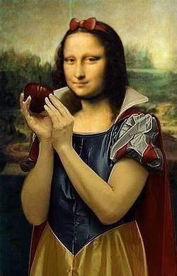 Mona Snow white