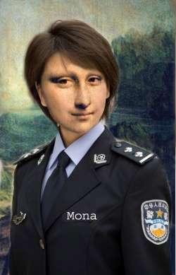 Mona Soldier