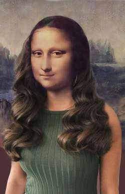 Mona Springtime Look