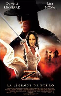 mona star of zorro