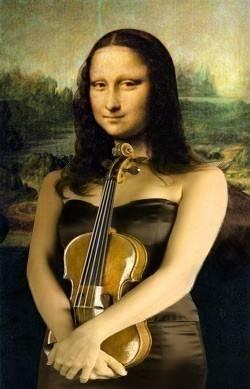 Mona Stradivarius