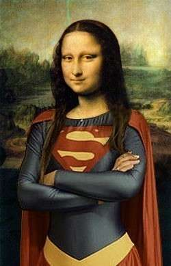 Mona Superwoman
