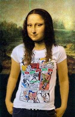 mona t-shirt