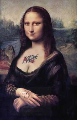 Mona Tattoo