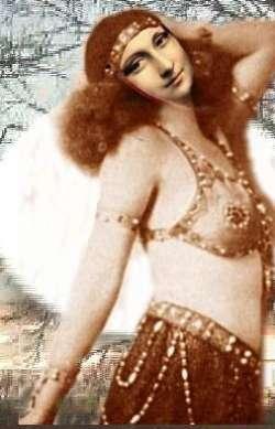 Mona The Flapper Girl