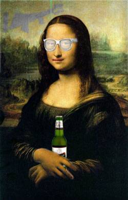Mona the noob