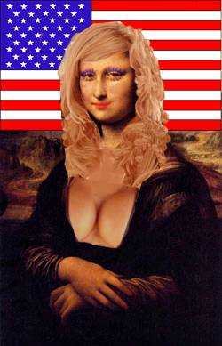 Mona the old american whore