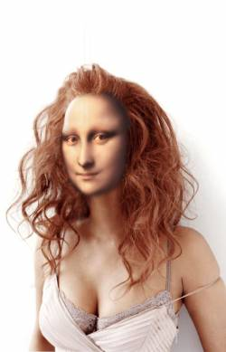 Mona The Redhead