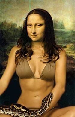 Mona the temptress