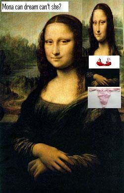 Mona thinks...