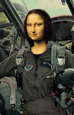 Mona Top Gun