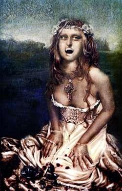 Mona Vampira(Victoria Frances picture)