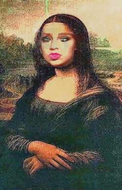 Mona Weeps