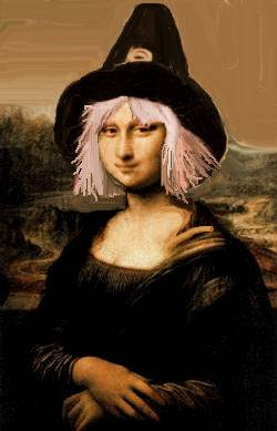 mona witch