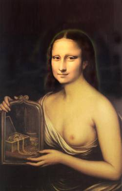 Mona with her Jewellery