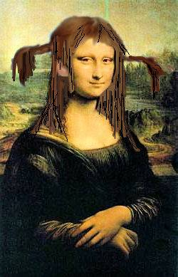 mona with new hairdressing