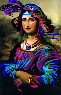 Monalisa  Belle Epoque