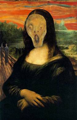 Munch's Mona