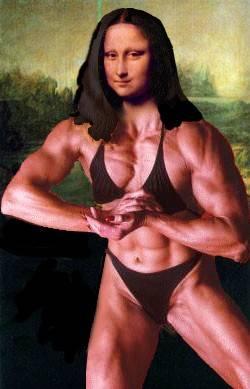 Muscle Mona