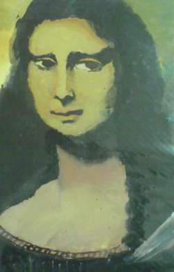 my MonaLisa