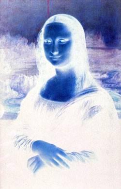 Negative Mona