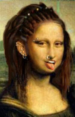 new look mona piercing