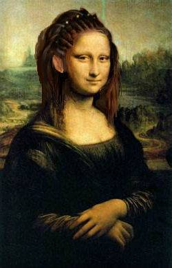 new look mona