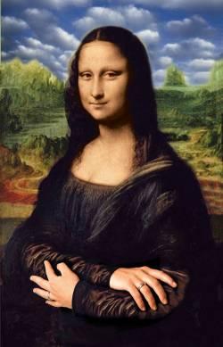 New Mona Lisa Style