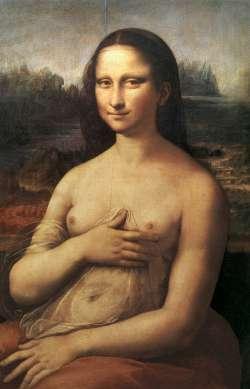 Nude Mona