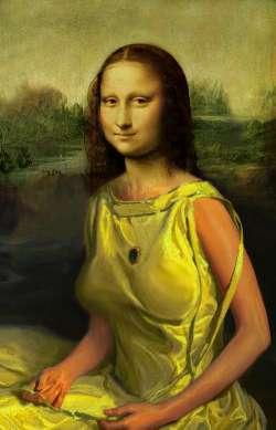 Older Mona