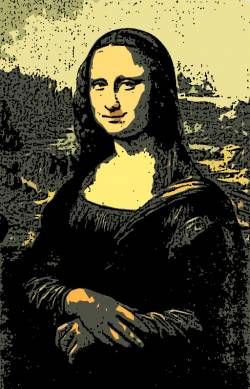 PATATOKANS MONA LISA PATATOMATIC