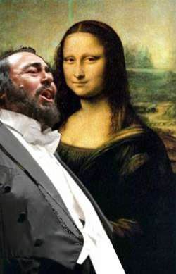 Pavarotti & Friend