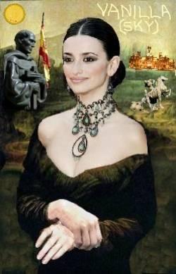 Penelop-mona Lisa-cruz