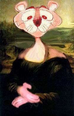 pink mona