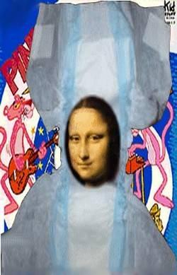Pinkstink Mona