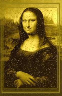 Piss Mona Lisa