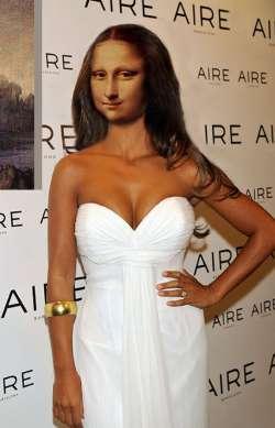PR Mona Lisa