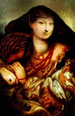Preraphael-Lisa