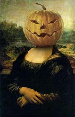 Pumpkin Lisa