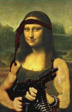 Rambo mona
